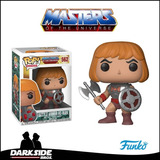 Masters Of The Universe - Battle Armor He-man - Funko Pop!