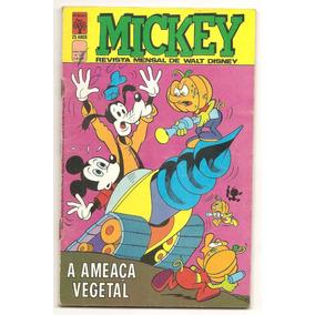 Lote 02 - 05 Revistas Do Mickey - Conforme Fotos