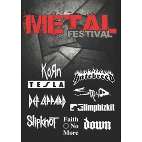 Dvd - Metal Festival - Korn, Tesla, Down (frete 10,00) Novo