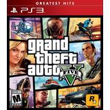 Gta V 5 Grand Theft Auto Ps3 Fisico Sellado Nuevo Original