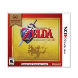 The Legend Of Zelda Ocarina Of Time - Nintendo 3ds - 2ds
