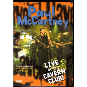 Dvd Paul Mccartney - Live At The Cavern Club!