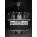 Motorvenca De 34w 115v 1.8a 60hz 1550 Rpm Con Aspa Y Base