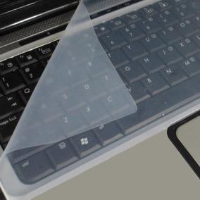 Película Protetora De Silicone Para Teclado Pc Ou Notebook