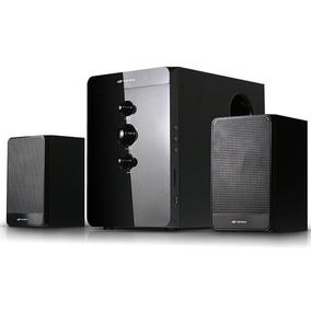 Caixa De Som 2.1 C3 Tech 45w Sp 250