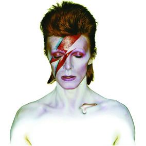 Poster David Bowie Impressão Laser A3 - 018
