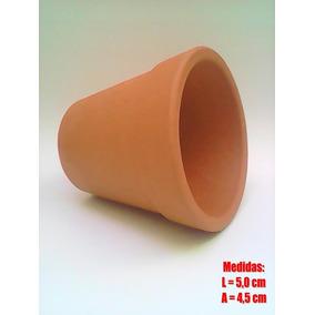 20 Mini Vasinho Cerâmica P/lembrancinha Casamento 5,0x4,5 Cm