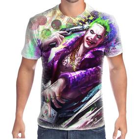 Camisetas Do Coringa Personalizada - Calçados ca9c6c2b4c3