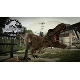 Jurassic World Evolution Ps4 + Garantia Entrego Ya