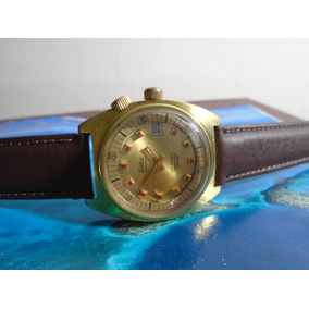 1b665d06ac8 Relógio Eska Automático Estilo Presidente Espetacular - Relógios no ...