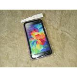 Estuche Teléfono Samsung Galaxy S5 Grande Nuevos Y Original