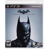 Batman: Arkham Origins Ps3
