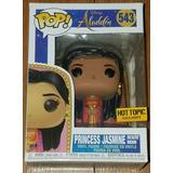 Princess Jasmine Desert Moon Aladdin Hot Topic Funko Pop