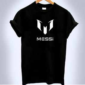 Playera Messi 10 Cr7 Neymar Futbol Moda Unisex a391fc3ad7871