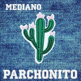 Parche Para Ropa Cactus Mediano