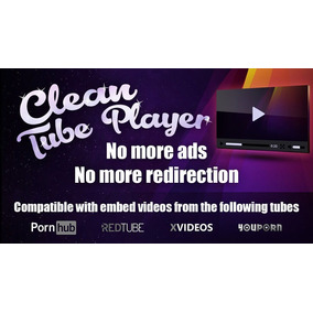 Clean Tube Player Plugin Wordpress Original