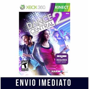 Dance Central 2 Xbox 360 Mídia Digital Código De 25 Dígitos