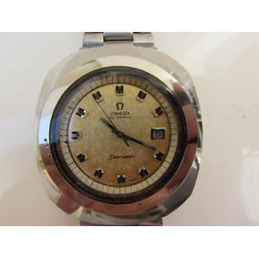 d7b92289f8d Relogio Omega Seamaster A Corda Em Aço Antigo - Relógios no Mercado ...