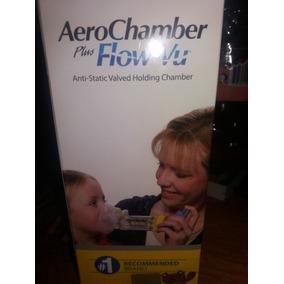 Aerochamber Plus Flow-vu Medium Mask 1 - 5 Year