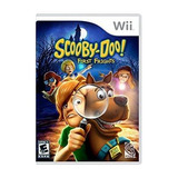 Videojuego Scooby-doo: First Frights Para Wii