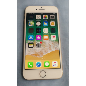 0c65fcb939e Iphone 7 32gb, A1778, Gold, En Caja, Libre, Estetica De 9.5