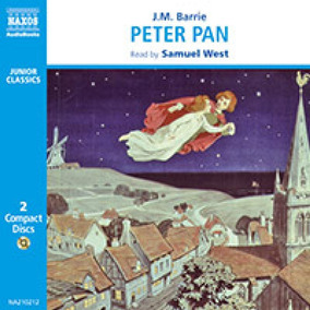 Peter Pan - 2 Cds - Naxos Audiobooks