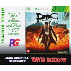 Dmc Xbox 360 Mídia Digital Perfil Compartilha Roraima Games