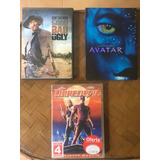 Películas Dvd Combo
