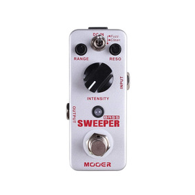 Pedal Mooer Sweeper Bass Dynamic Filter