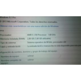 Lapto Lenovo G475 Perativo 64 Bits Memoria Ram 2,00 Gb