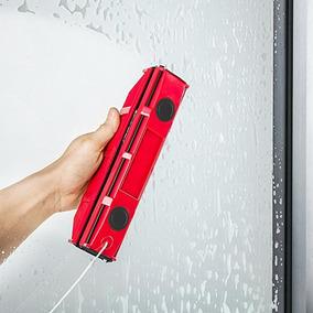 Limpador Magnético Limpa Vidro Aquários Janelas - Envio 24h