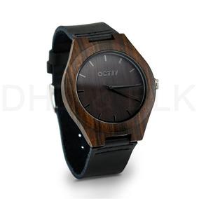 10841146670 Relogio Wood - Relógios De Pulso no Mercado Livre Brasil