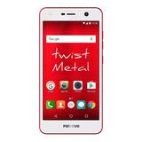 Smartphone Positivo Twist Metal,vermelhotela De 5.2 ,8gb,8mp