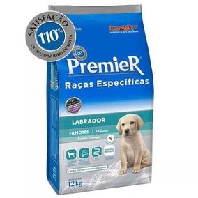 Ração Premier Pet Raças Específicas Labrador Filhotes - 12kg