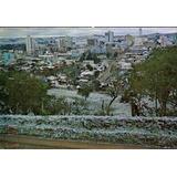 Laj-10033 - Postal Lages, S C - Vista Parcial Com Neve