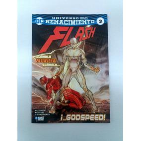 Cómic, Dc, Flash #3. Ovni Press