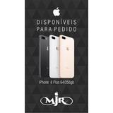 Iphone 8 Plus 64gb Lacrado Novo