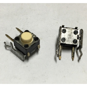 Switch Pulsador 4pin Sw-ss7316v