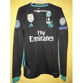 Nueva Camiseta Real Madrid Ronaldo 7 - Camisetas en Mercado Libre ... c33a2eccd1842