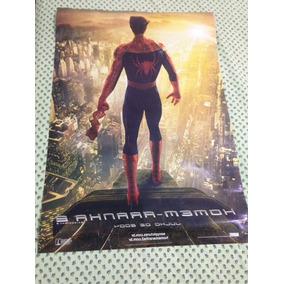 Poster Homem Aranha Poster Spiderman 2 Filme Ler Tudo $170