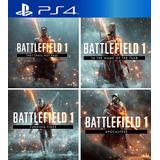Battlefield 1 Premium Pass ( Son 4 Dlc) Ps4