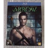 Arrow - Temp 1 (4 Blu-rays) - Não Lacrado-dublado(frete 13)