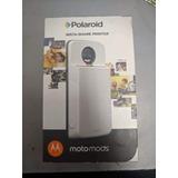 Moto Mod Polaroid Insta Share