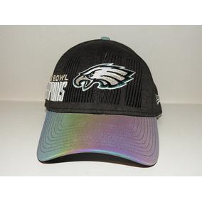Gorra Philadelphia Eagles Campeones Nfl Super Bowl 52 8fc5033cc2b