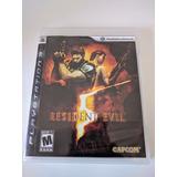 Resident Evil 5 Ps3* Play Magic