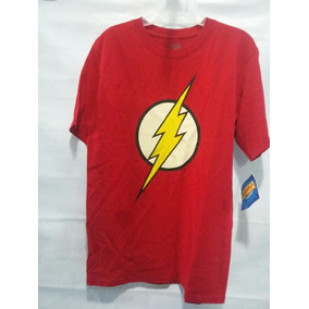 Playera Flash Dc Comics Original