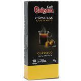 Cápsula Café Caiçara Gourmet Clássico 100% Arábica - 52g
