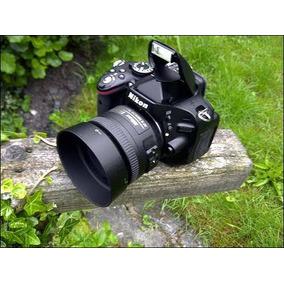 Camera Nikon D5100 + Lente Nikon 35mm