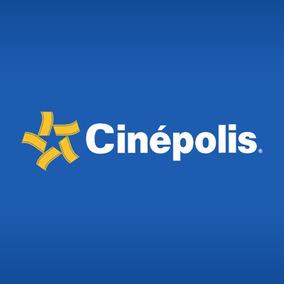 2 Boletos Cinépolis Lunes-viernes
