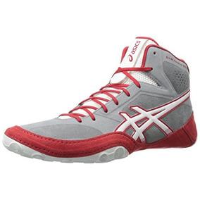 new style 6e6ff 88d12 Zapatillas De Lucha Dan Eble De Asics Para Hombre, Aluminio